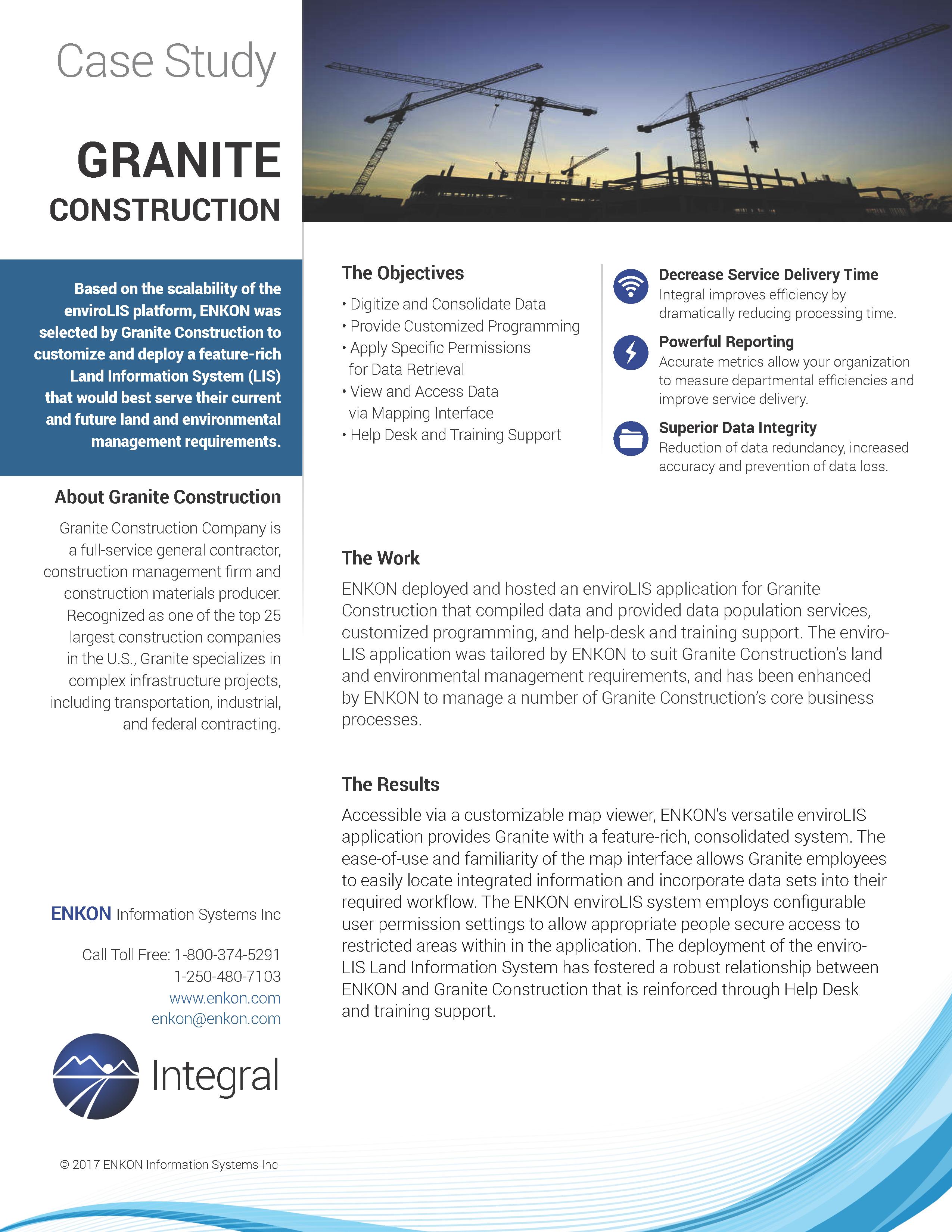 Granite Construction 1.2